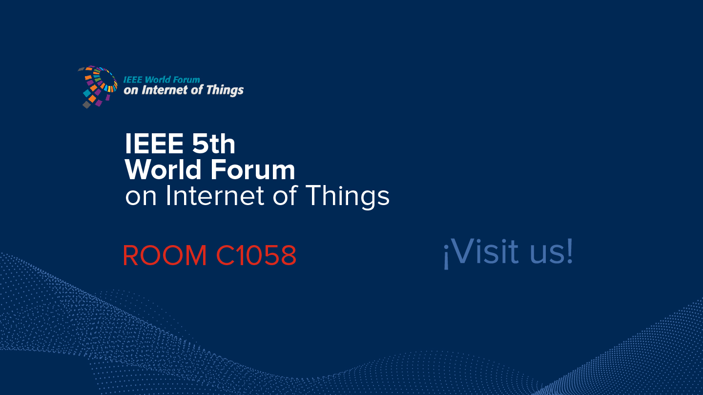 Aingura IIoT at the IEEE 5th World Forum on Internet of Things