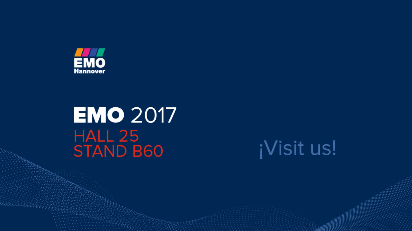 Come and visit Plethora IIoT at EMO 2017!!!
